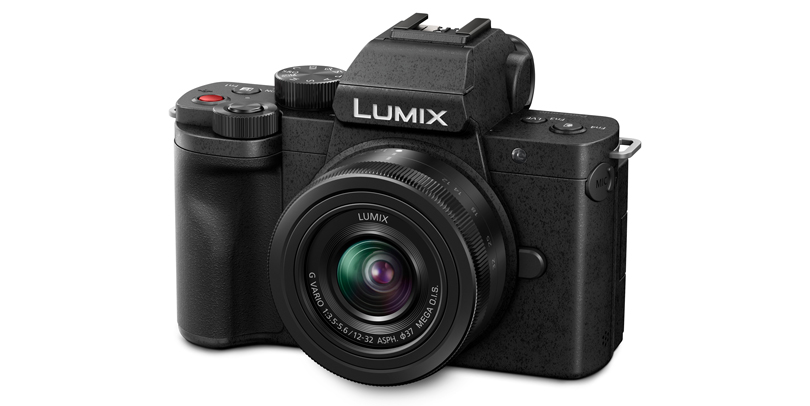 Panasonic announces new LUMIX G100 camera for vlogging and creative video