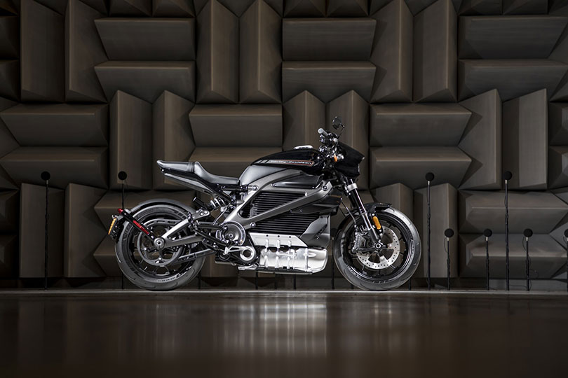 Panasonic Automotive Connects LiveWire™, Harley-Davidson's First Electric Motorcycle
