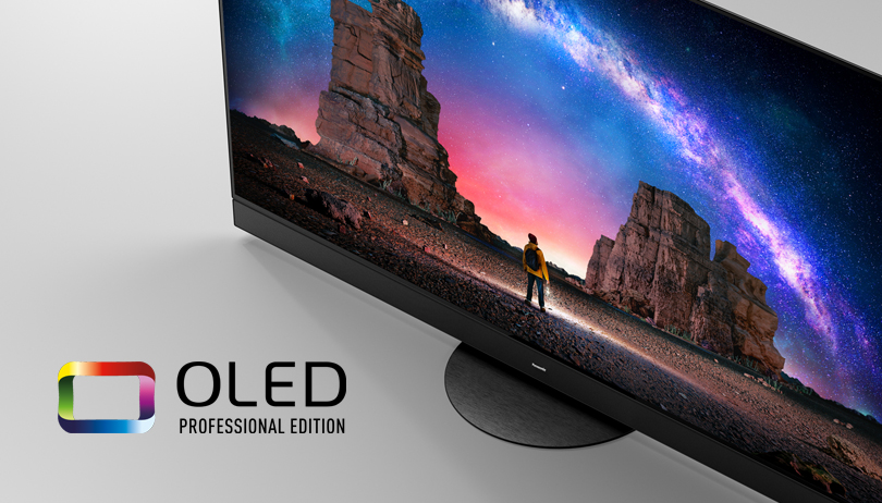 See it all, feel it all: Panasonic introduces JZ2000, its flagship OLED TV for 2021