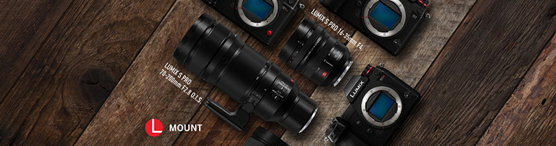 Panasonic Launches Two New L-Mount Interchangeable Lenses for the LUMIX S Series Full-frame Digital Single Lens Mirrorless Camera