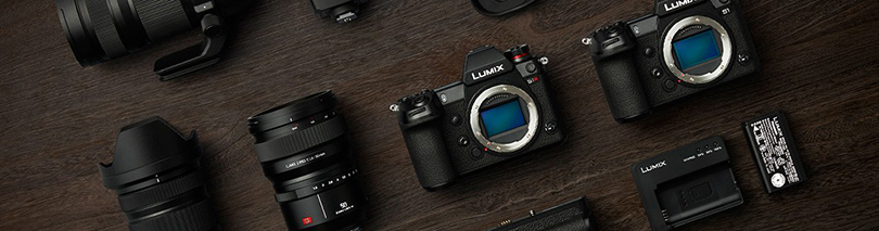 Panasonic LUMIX launch complimentary S Series loans for professional photographers and videographers