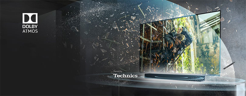 Panasonic unveil its most cinematic and musically refined soundbars ever. Dolby Atmos, DTS:X & Chromecase built-in.