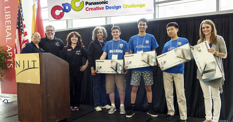 2016 Panasonic Creative Design Challenge Final Competition