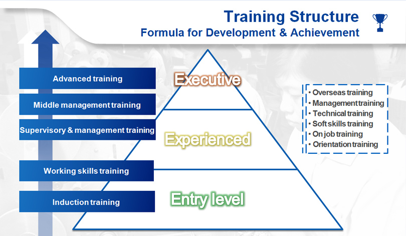 Training Structure