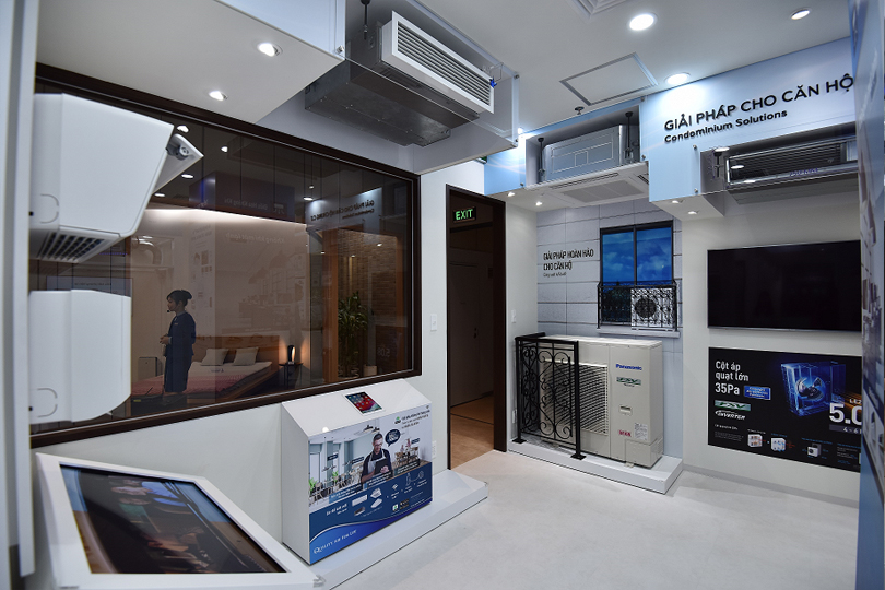 Panasonic launched Quality Air For Life – a comprehensive air solution zone in Panasonic Risupia Vietnam