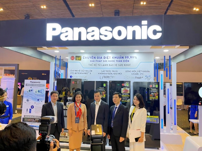 Panasonic is honored with