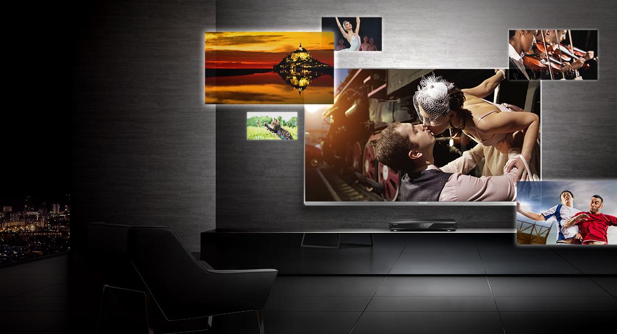 Ein beeindruckendes Ultra HD Erlebnis