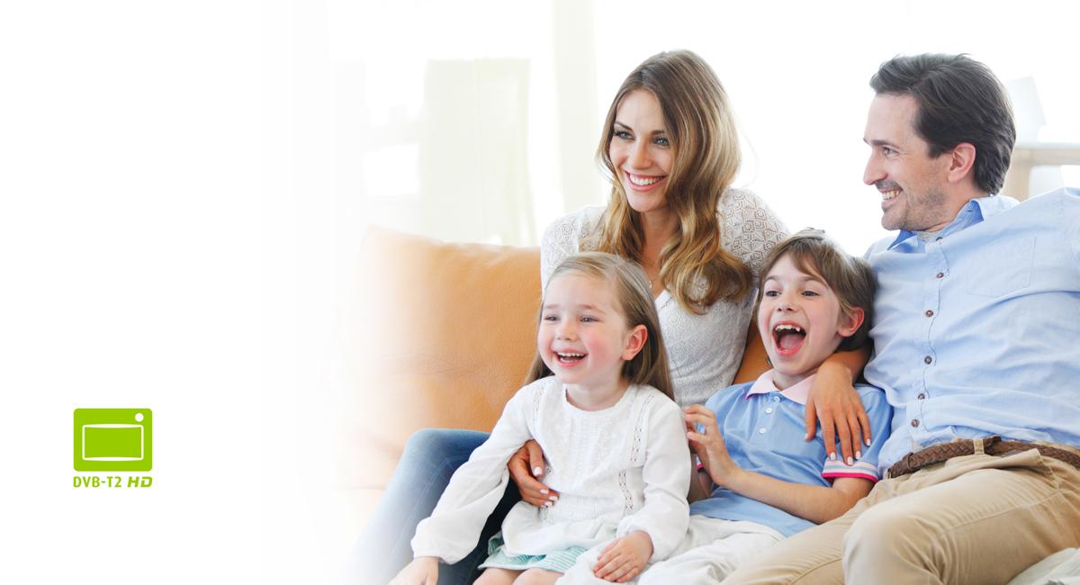 Empfang und Aufnahme von terrestrischem HD-Fernsehen