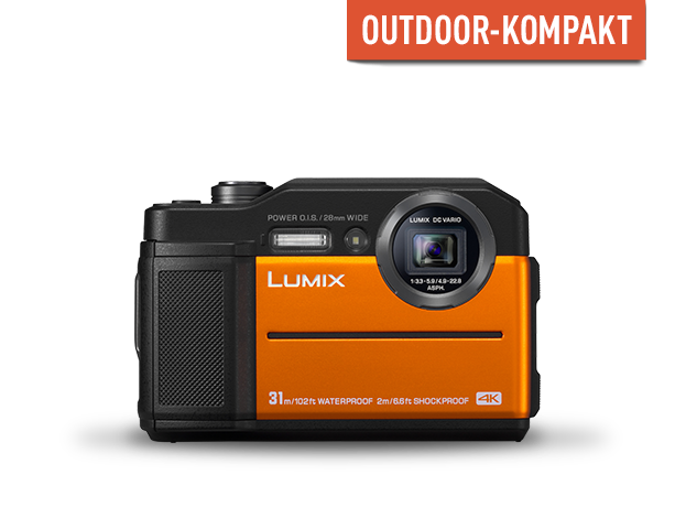 Foto von LUMIX Digitalkamera DC-FT7