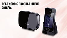 DECT Nordic Product Lineup 2015/16