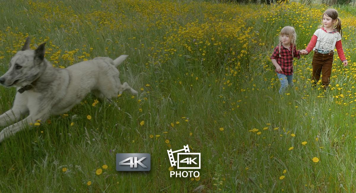 4K videó és 4K fénykép – hogy soha ne maradjon le a tökéletes pillanatról
