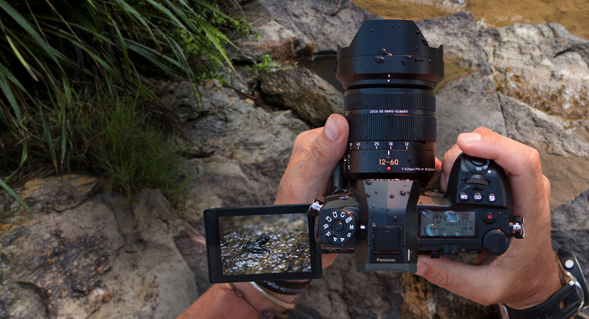 Egy kamera, amelyre számíthat