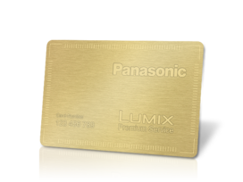 Photo of LUMIX Premium GOLD Service