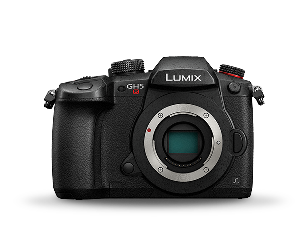 Photo of LUMIX Compact System (Mirrorless) Camera DC-GH5S Body Only