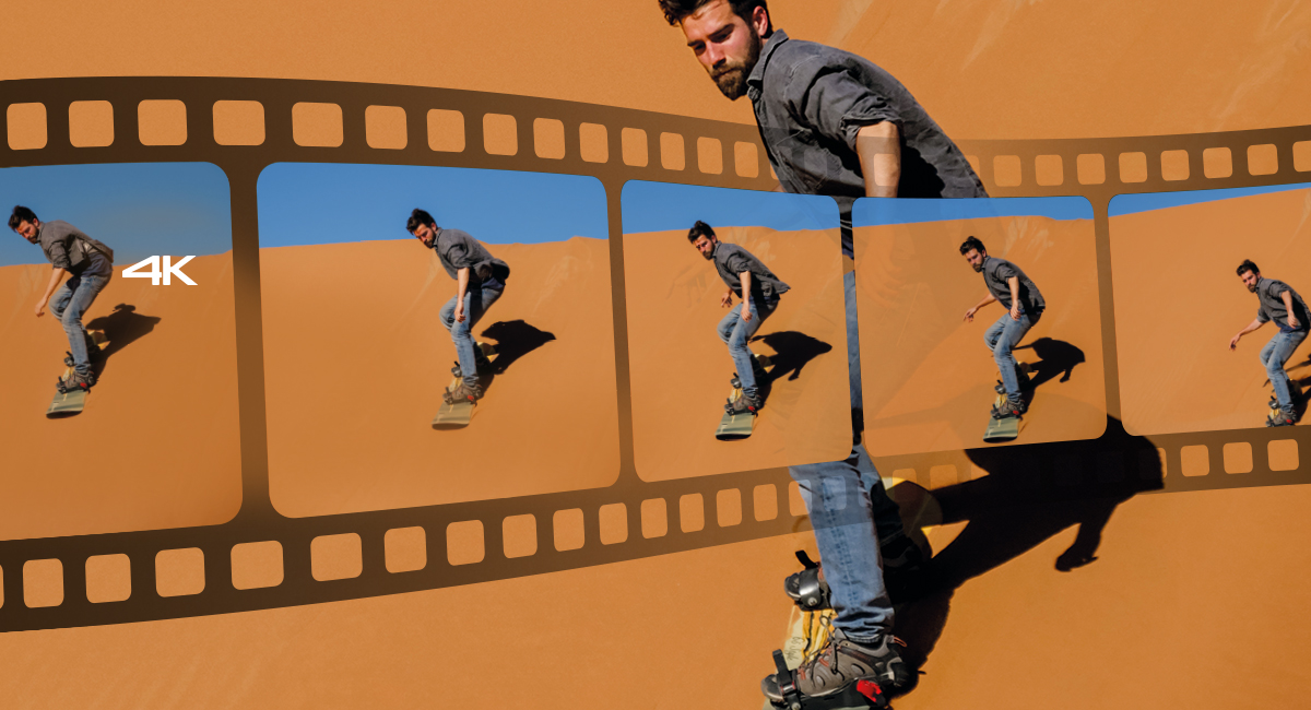 Видео производителност, отговаряща на всички нужди
