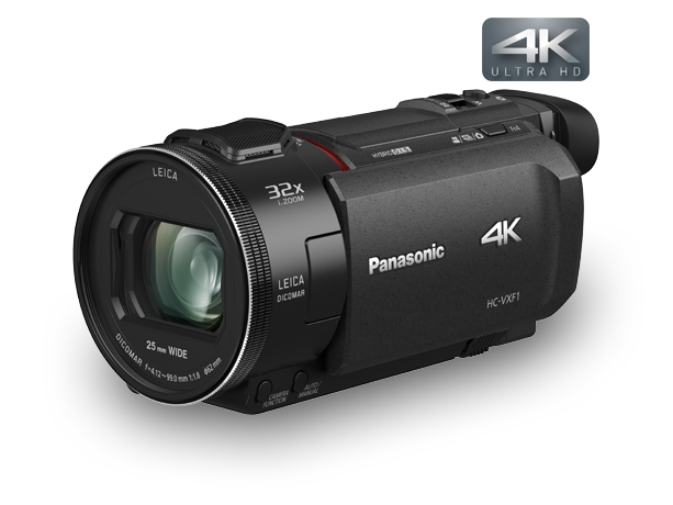 Photo of 4K Video Camcorder with LEICA Dicomar Lens | HC-VXF1