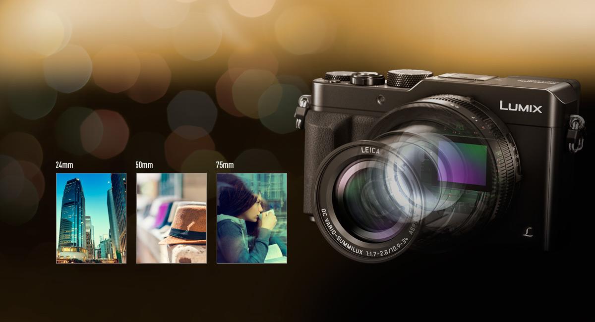 Gyors, nagy látószögű Leica objektív