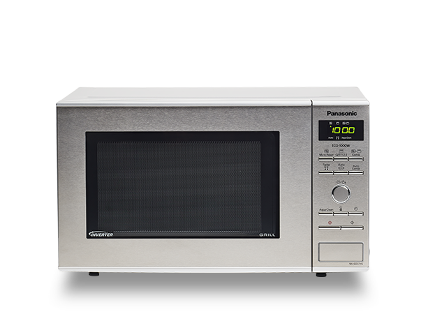 Photo of NN-GD37HSBPQ Inverter Microwave Oven with Grill