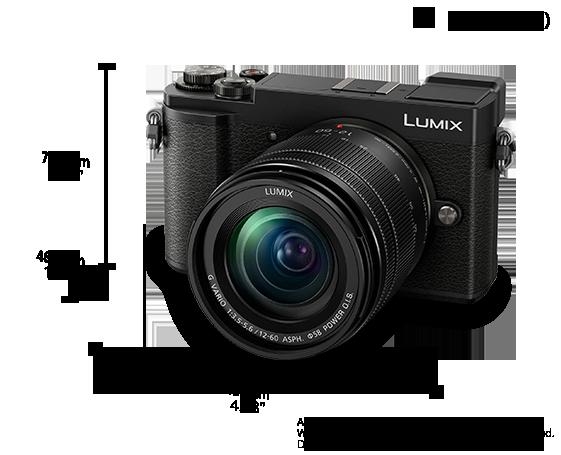 LUMIX Dijital Tek Lensli Aynasız Kamera DC-GX9M