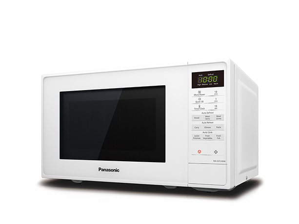 Photo of White Microwave With Touch Control NN-E27JWMBPQ