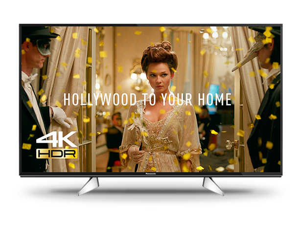 Foto van TX-49EX600 4K HDR LED TV