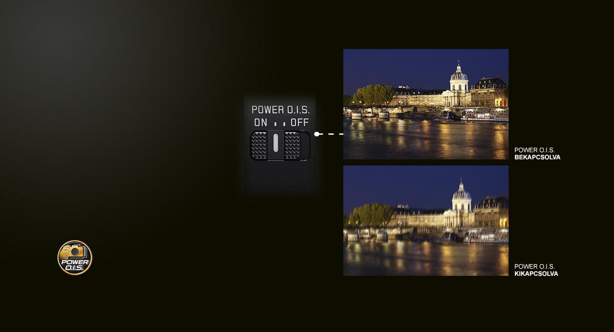 POWER O.I.S. – borotvaéles fényképek