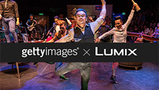 Gettyimages® × Lumix