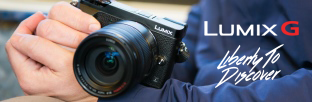 Lumix, Liberty to Discover