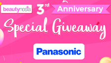 Beautynesia 3rd Anniversary with Special Giveaway