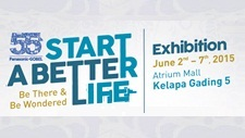 Start A Better Life Exhibition