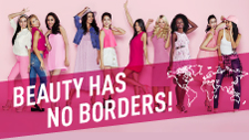 BEAUTY HAS NO BORDERS!