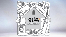Let's Live Life Better Exhibition