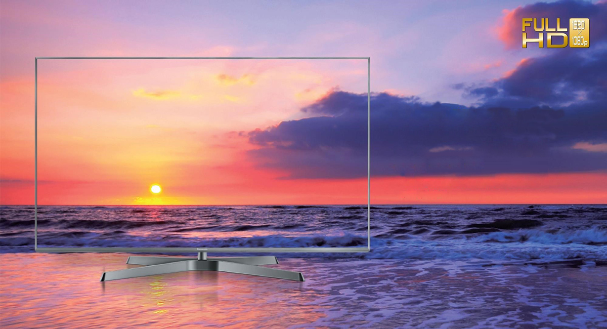 Enjoy high resolution videos for a superb  visual experience