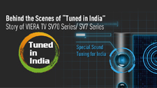 "Behind the Scenes of ""Tuned in India"" Special Sound Tuning for the SV70/7, the Sound for India TV Series"