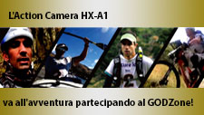 Action Camera HX-A1 @ Adventure Race
