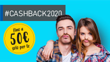 Cashback 2020 – Personal Care