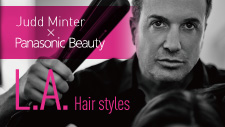 Judd Minter & Panasonic Beauty