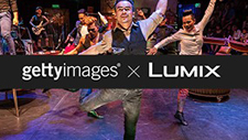 Gettyimages x LUMIX