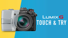 Lumix Touch & Try