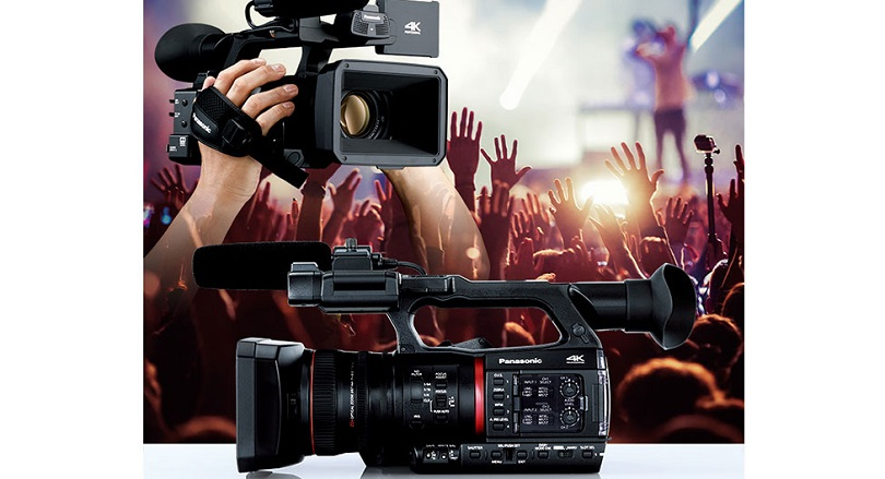 Panasonic introduces new handheld camcorder AG-CX350 with 4K Recording, IP Connectivity and Streaming Capabilities
