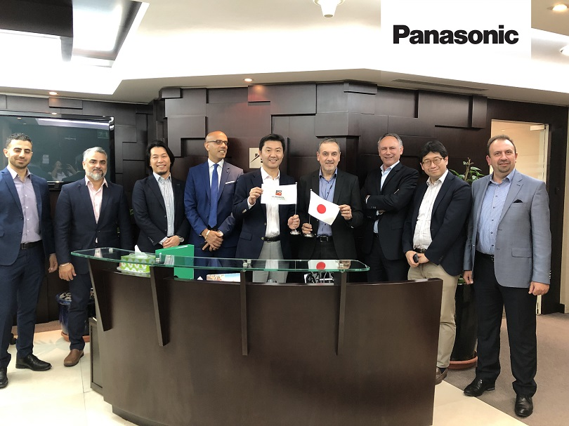 PANASONIC extends agreement with AL MANZIL Group for distribution of Indoor Air Quality (IAQ) – Fan products in Iraq