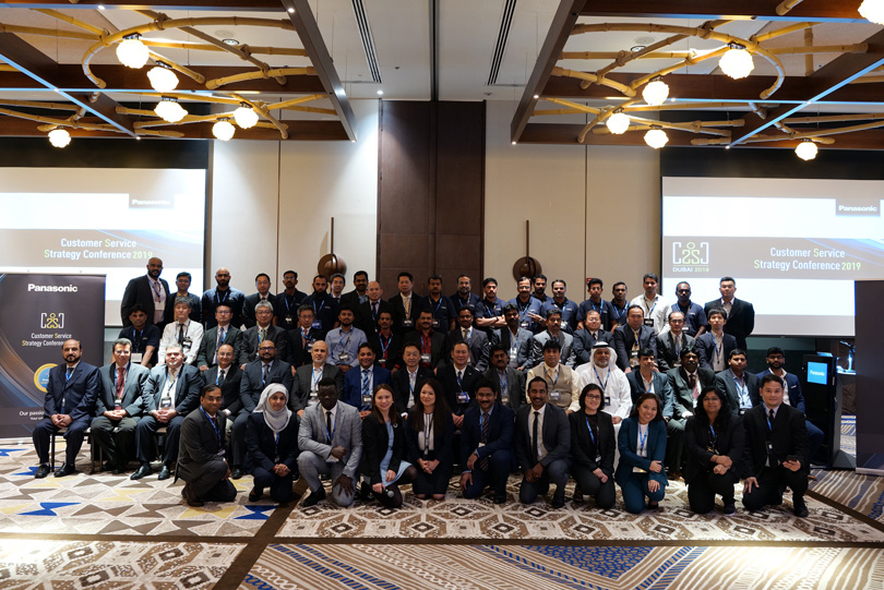 Panasonic reaffirms customer-centric strategy with 10th Regional Technical Olympics, annual CS Management Conference