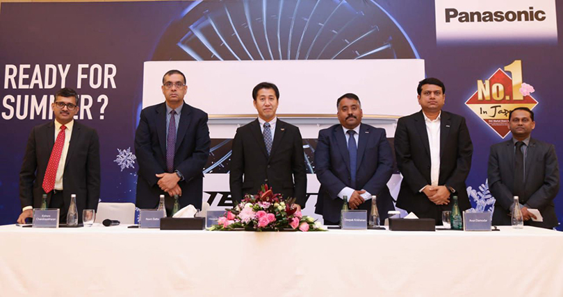 Panasonic Rolls Out widest line up with 11 new AC Models qualifying the New Energy Efficiency Regulations in Oman