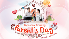 Bring Home Parent's Day - Spend & Win Contest