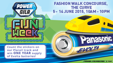 Power Gila Fun Week - Battery Roadshow