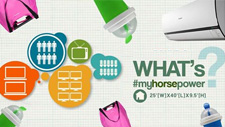 Air Conditioner - What's #myhorsepower?