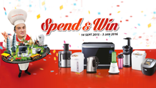 Cooking x MasterChef - Spend & Win Contest