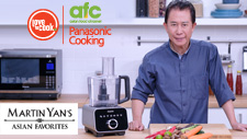 Martin Yan's Asian Favourites