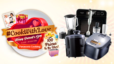 #CookWithLove Spend & Win Contest