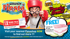 Panashop Day Fiesta Nov'16
